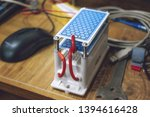 diy ozone generator  ozonizer.... | Shutterstock . vector #1394616428