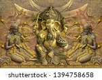 Illustration Of Lord Ganesha...