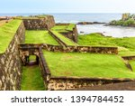Galle Fort On The Southwest Of...