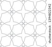 vector islamic ornament ...   Shutterstock .eps vector #1394822342