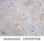 texture of gray stony ground... | Shutterstock . vector #1395059438