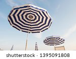 Stripes Beach Umbrella S On The ...
