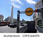 buenos aires argentina  ...   Shutterstock . vector #1395166055