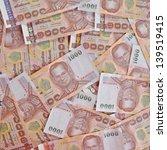 thai money | Shutterstock . vector #139519415