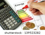 Energy Efficiency Concept With...