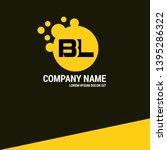 bl company linked letter logo...