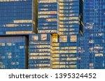 rotterdam  the netherlands ... | Shutterstock . vector #1395324452