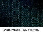 dark blue  green vector texture ... | Shutterstock .eps vector #1395484982