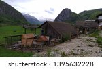 mitteldorf   virgen  austria ... | Shutterstock . vector #1395632228
