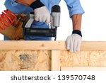 closeup of a construction... | Shutterstock . vector #139570748