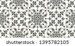 seamless pattern based on... | Shutterstock .eps vector #1395782105