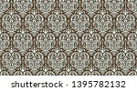 seamless pattern based on... | Shutterstock .eps vector #1395782132