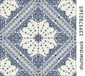 seamless pattern based on... | Shutterstock .eps vector #1395782165