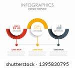infographic design template... | Shutterstock .eps vector #1395830795