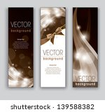 abstract vector banners. set of ...   Shutterstock .eps vector #139588382
