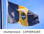 City Of Pittsburgh Flag With...