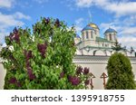 ostroh  ukraine   may 09  2019  ... | Shutterstock . vector #1395918755