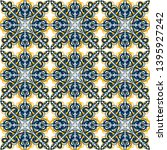vector seamless pattern in...   Shutterstock .eps vector #1395927242