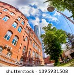 wroclaw  poland   may 10  2019  ...   Shutterstock . vector #1395931508