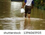 A Man Walk In High Waters....