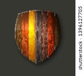 Wooden Protection Guard Shield...