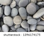 Close Up Grey Stones    Pile Of ...