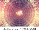 geometric abstract background... | Shutterstock .eps vector #1396179518