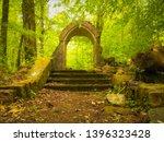 Mystical Sacred Brick  Arch...