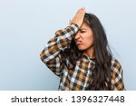 young cool indian woman... | Shutterstock . vector #1396327448