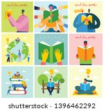 vector concept illustrations of ... | Shutterstock .eps vector #1396462292