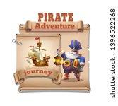 pirate adventure   cute cartoon ...