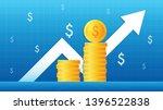 vector illustration of pile... | Shutterstock .eps vector #1396522838