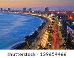 cityscape  mazatlan mexico   Shutterstock . vector #139654466