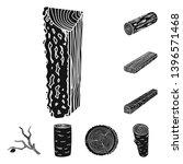 vector design  hardwood  and... | Shutterstock .eps vector #1396571468