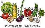 cartoon vector illustration of... | Shutterstock .eps vector #139669762