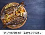 Roasted Fish And Potatoes ...