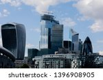 new gherkin london recent hd... | Shutterstock . vector #1396908905