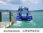 russell  new zealand  29 jul... | Shutterstock . vector #1396996532