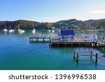 russell  new zealand  29 jul... | Shutterstock . vector #1396996538