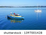 russell  new zealand  29 jul... | Shutterstock . vector #1397001428