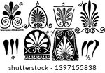 anthemion variations is a eight ... | Shutterstock .eps vector #1397155838