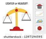 matching children educational... | Shutterstock .eps vector #1397194595