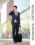 portrait of a young businessman ... | Shutterstock . vector #139720156