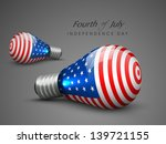 4th of july  american...   Shutterstock .eps vector #139721155