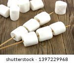 Marshmallow Skewers On The...