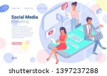 flat design vector concept for...