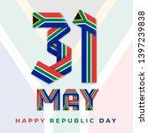 congratulatory design for may... | Shutterstock .eps vector #1397239838