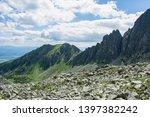 slovakia high tatras mountain... | Shutterstock . vector #1397382242