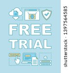 free trial word concepts banner....