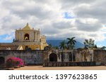 the famous baroque church la... | Shutterstock . vector #1397623865